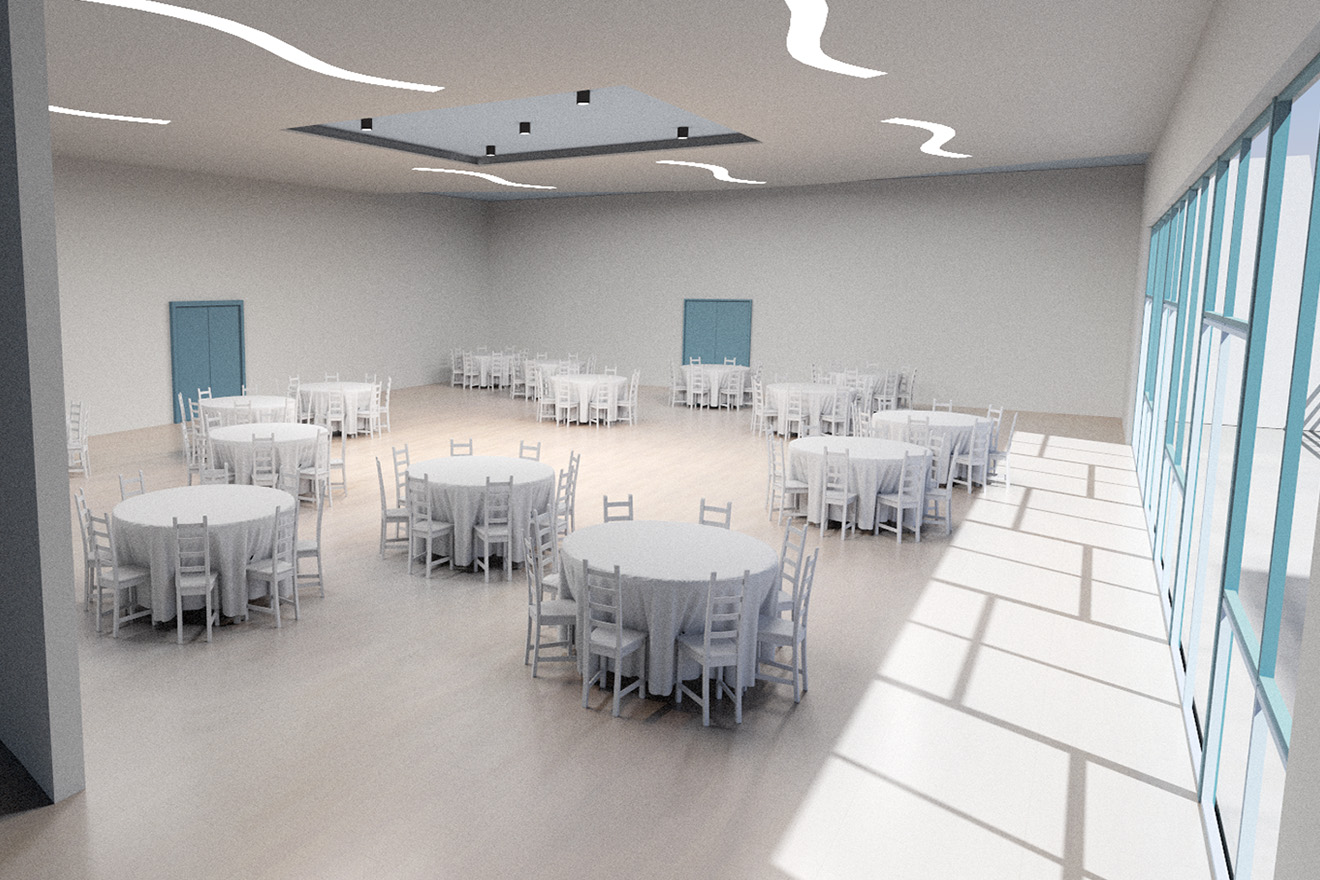 Furniture layout optimization